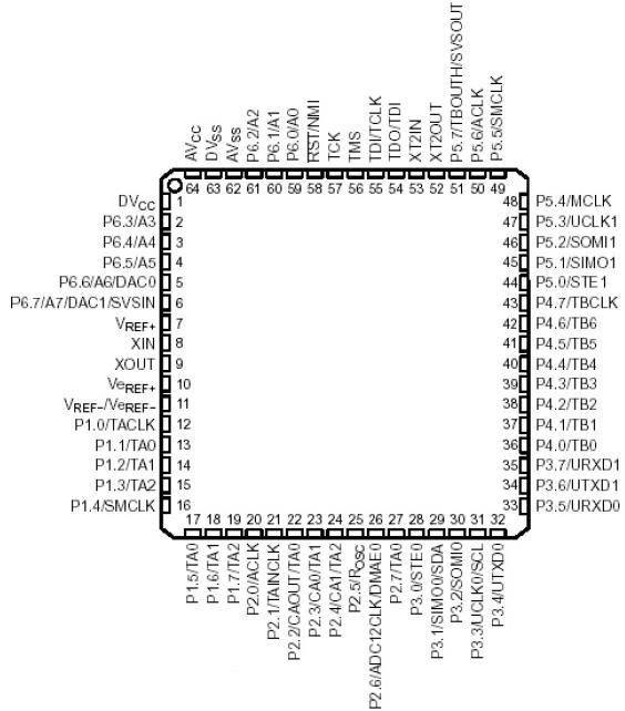 MSP430F169中文资料简介