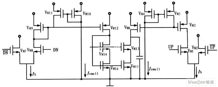 液晶显示及数显表电路图