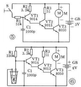水位自动控制电路