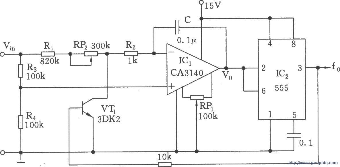 12V直流转换器电路 -转换器图片