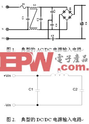 开关电源的冲击电流控制方法