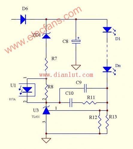 互不对称式OTL电路的几种偏置电路 -几种图片