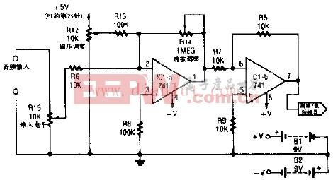 音频信号—模数转换器接口