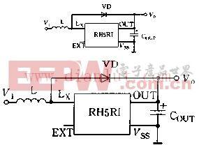 RH5RI基本应用电路图