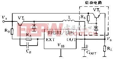 RH5RI降压电路图