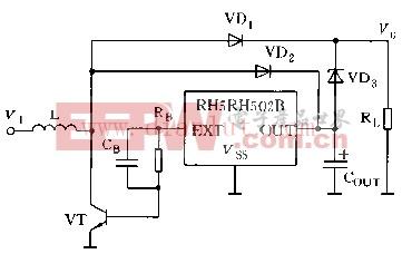 RH5RI升压电路图