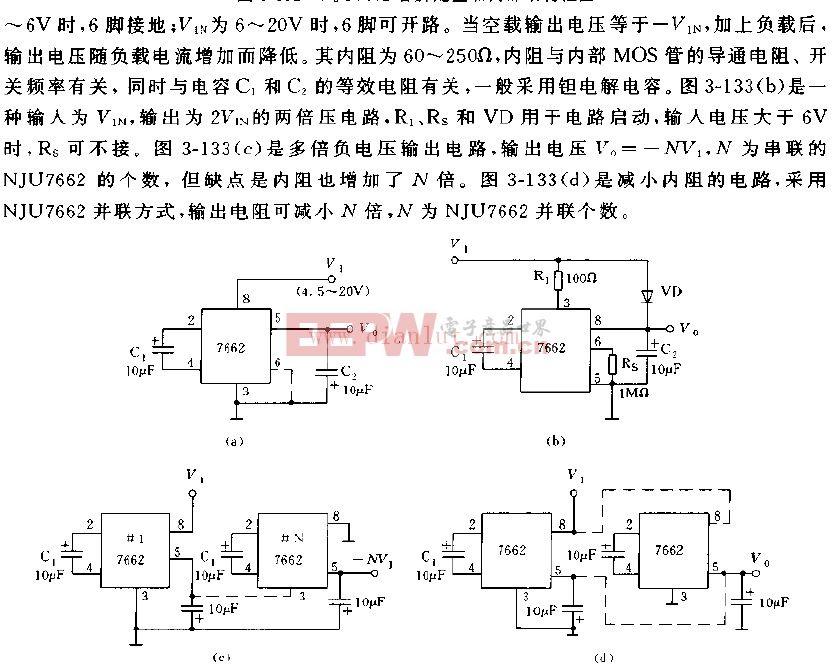 NJU7662应用电路图