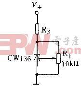 调节反向击穿电压的电路图