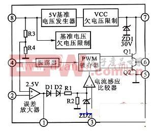 低成本、高可靠性的电瓶车充电器制作电路图