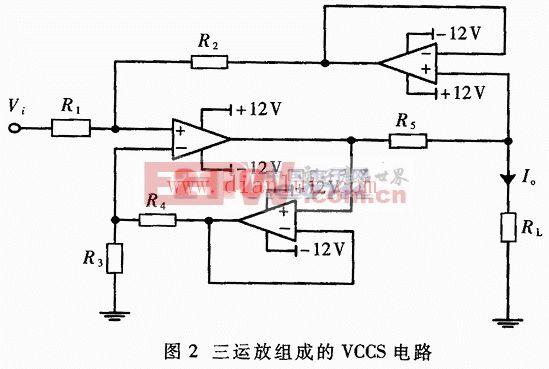电阻抗成像系统的设计与电路