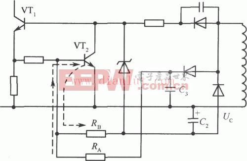 振铃开关电源过流保护电路图