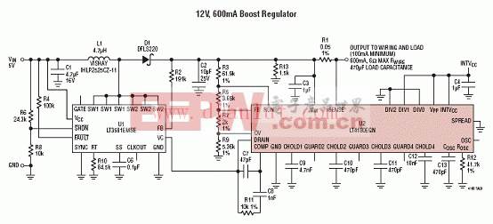 LT4180 12V 600mA升压稳压器电路图.jpg
