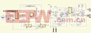 CB3LP芯片控制电路