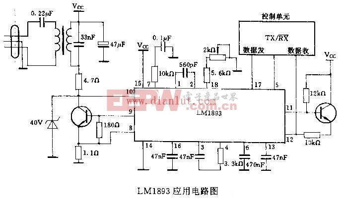 LM1893应用电路