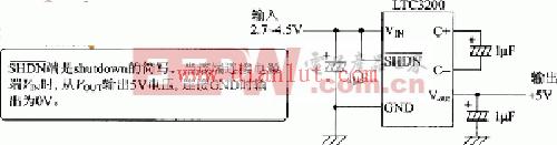 LTC3200升压电路