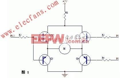 各种 驱动/下面是[各种微型电机驱动电路分析]的电路图