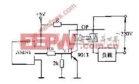 AMN1热释电传感器带继电电路