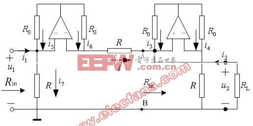 回转器电路图