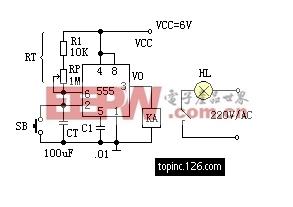 NE555应用电路全集图片
