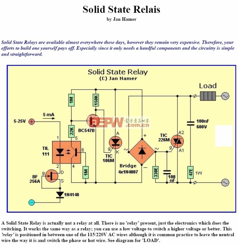 DC Motor control circuits-直流电动