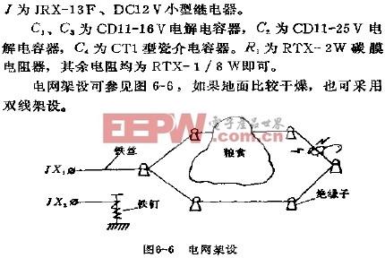 电子灭�yfj_环保的电子灭鼠器电路图