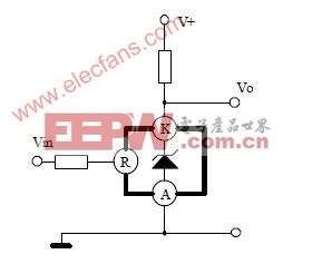 CW431CS比较器应用线路