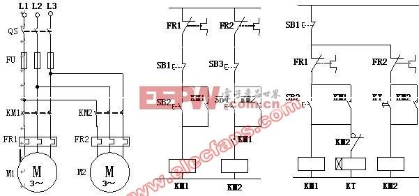 电机控制专区电路图图片