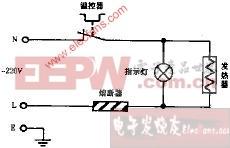 华虹CDR30LA CDR150WA电热水器电路图