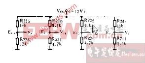 分组电压电路图