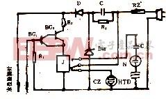 电热水器保安装置制作方法