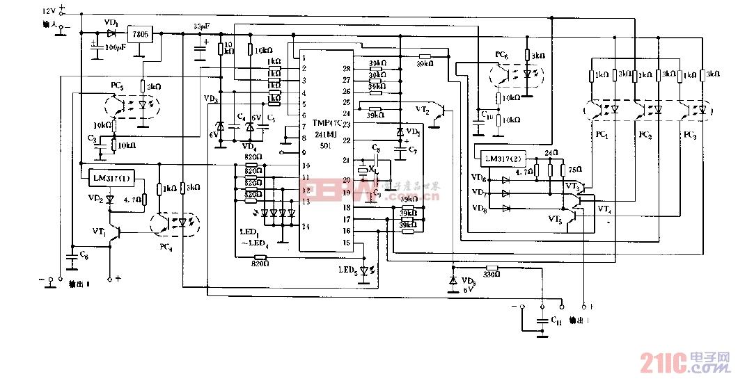 飞利浦充电器电路图.jpg