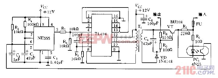 1500V直流电源短路过载保护电路图.jpg