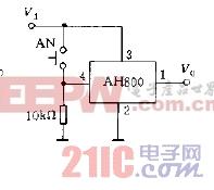 AH800的控制应用电路图b