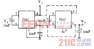 NJU7662应用电路图d