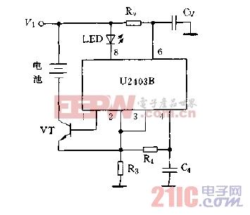 采用U2403B构成的充电器电路图.jpg