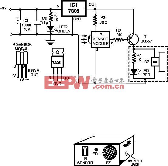 radio remote control using dtmf 电子产品世界手机版