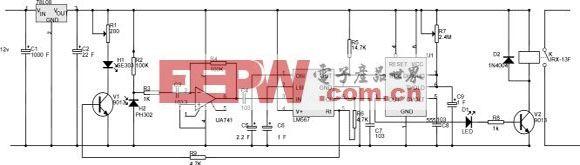 LM567通用音调译码器集成电路的应用