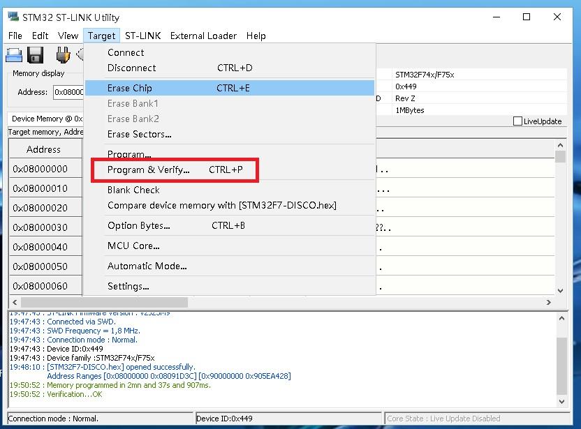 STM32F7 Discovery试用[续8]:图形显示FFT运算结果(终结篇)-电子产品