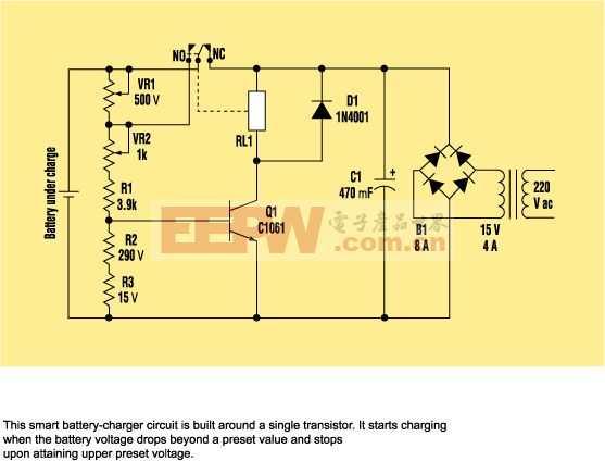 简易自制高效电动车电瓶修复器