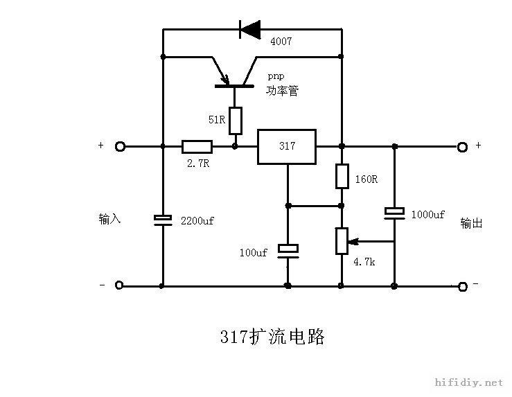 第11贴:lm317稳压电路
