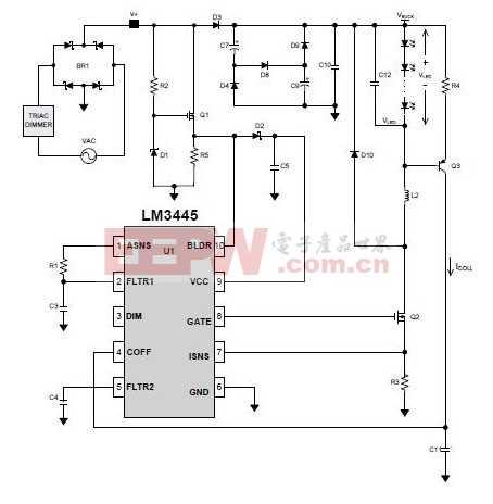 LM3445应用电路