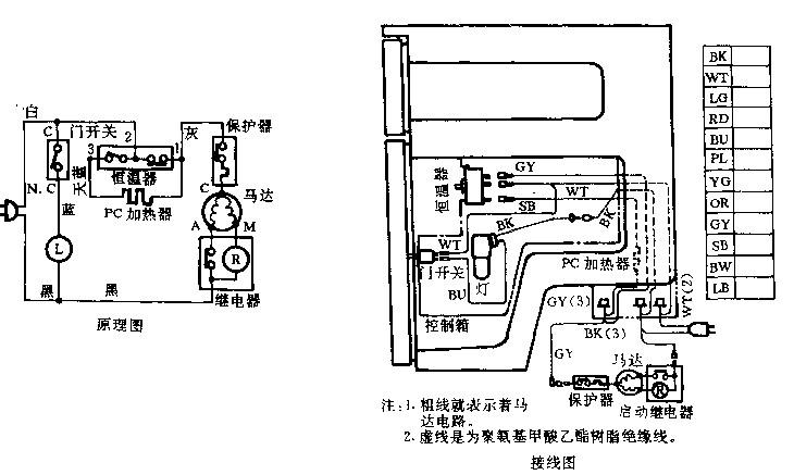 松下NR-105TAH型电冰箱