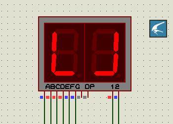 电压力锅上的数码管驱动,含电路图和keil源代码