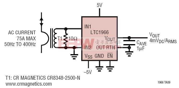 电流测量-电流检测电路图-电子产品世界