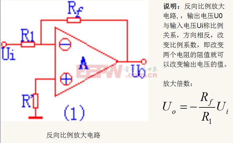 模拟电路系统-运算放大器电路设计