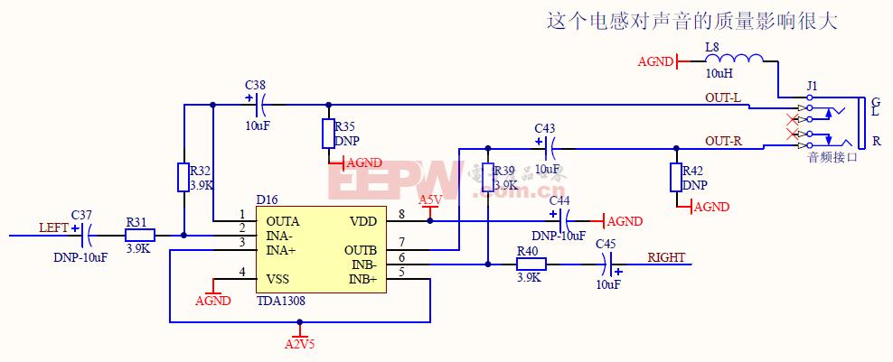 STM32之功放电路