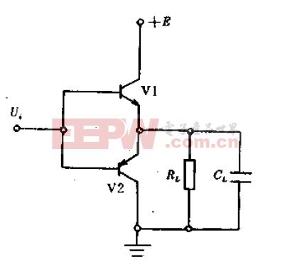 互补驱动器电路原理图
