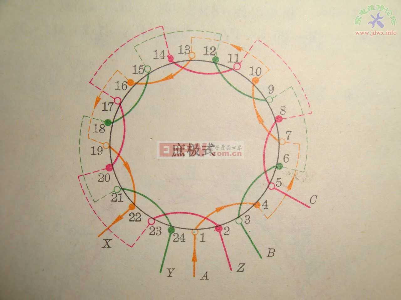 电路图符号大全 电路图讲解 电路图 电路图怎么看