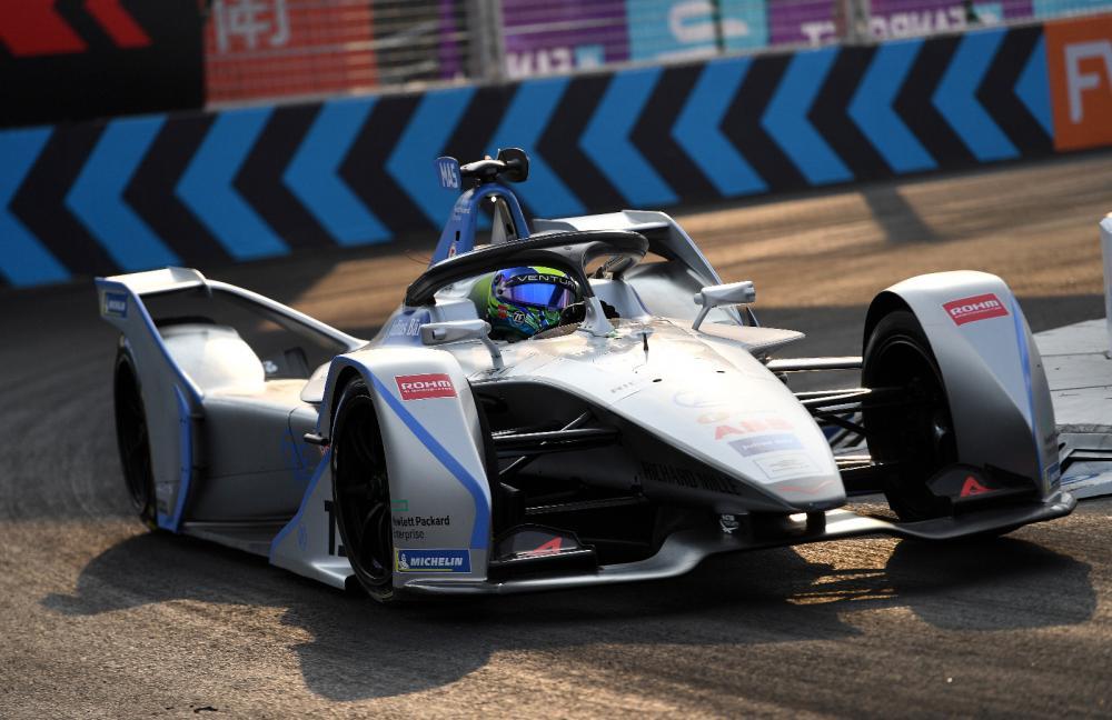 Formula E三亚风驰电掣 罗姆SiC器件大放异彩