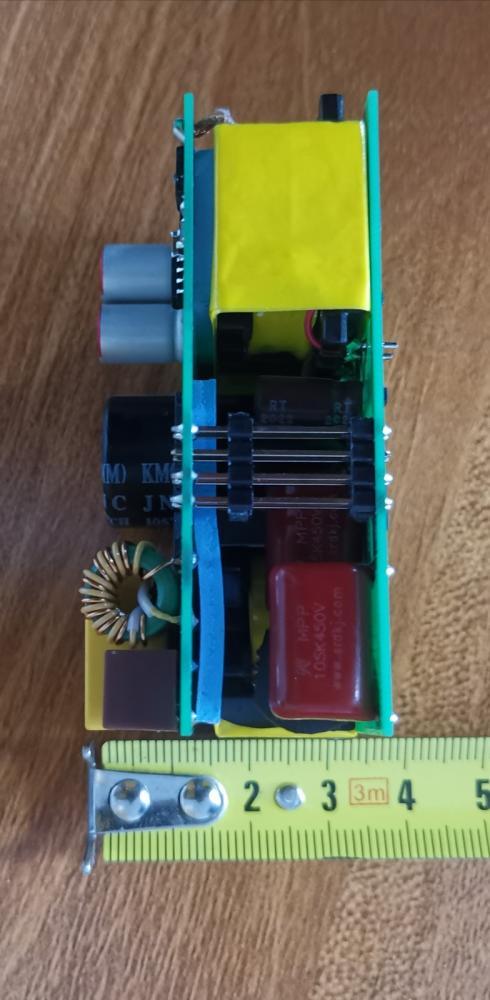 一种基于GaN的200W  AC/DC电源设计